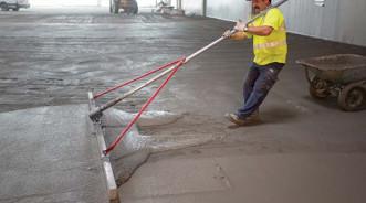 Износ бетонных полов: профилактика дешевле ремонта