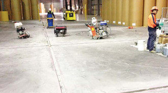 Быстро действующие ремонтные смеси CoGri Rapid Mender для промышленных полов