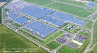 Cистемы автоматизации на заводе hyundai — экономия расходов на освещение 45%