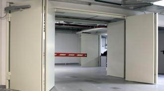 Как выбрать противопожарную дверь для склада ( показатели REI и EI)?