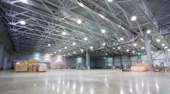 Способы снижения расходов на освещение складского комплекса