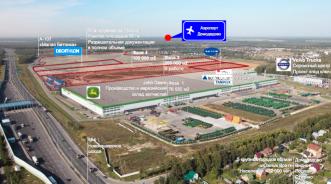 В скором времени ожидается увеличение складских площадей комплекса «Южные врата»