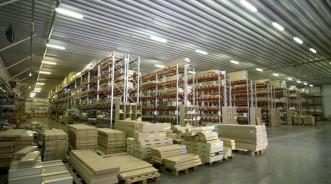 Как повысить влажность воздуха на складе?