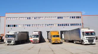 Проект воздушного отопления склада площадью 5400 кв.м