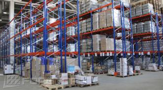 Подбор стеллажного оборудования для склада алкогольной продукции