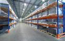 Паллетные стеллажи для склада стройматериалов