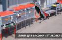 Линия фасовки и упаковки овощей в мешки