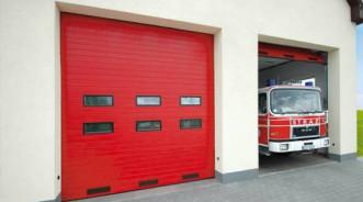 Doorhan ISD FP (EI 60) — секционные ворота противопожарного типа