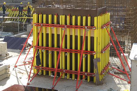 применение балочной опалубки в монолитном строительстве