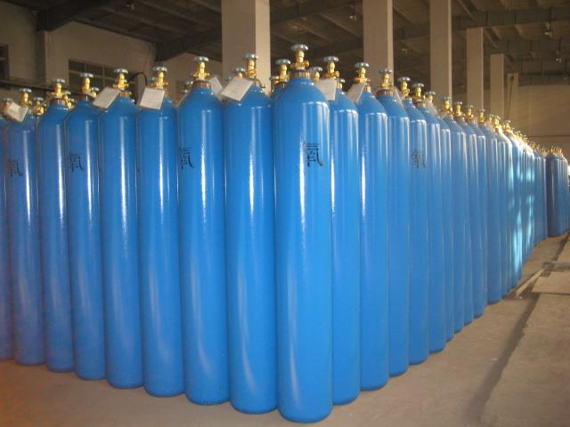 склада для хранения газовых баллонов