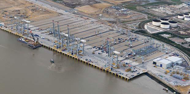 Новый контейнерный порт London Gateway ждет арендаторов и обещает снижение транспортных расходов