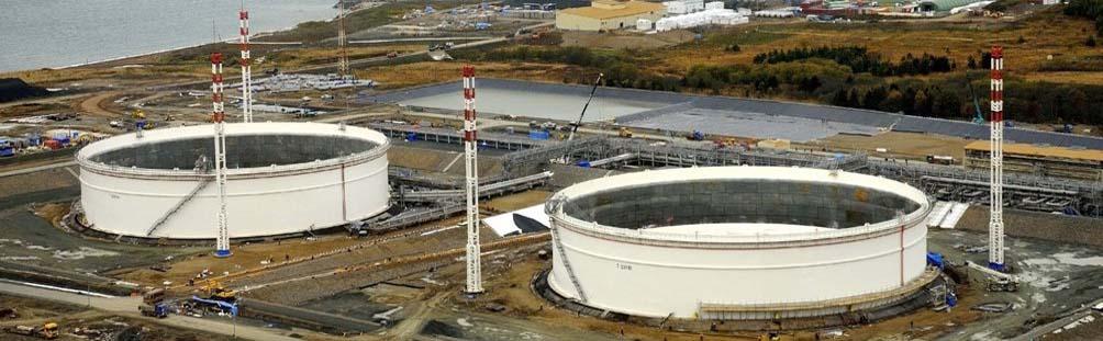 проектирование нефтехранилищ