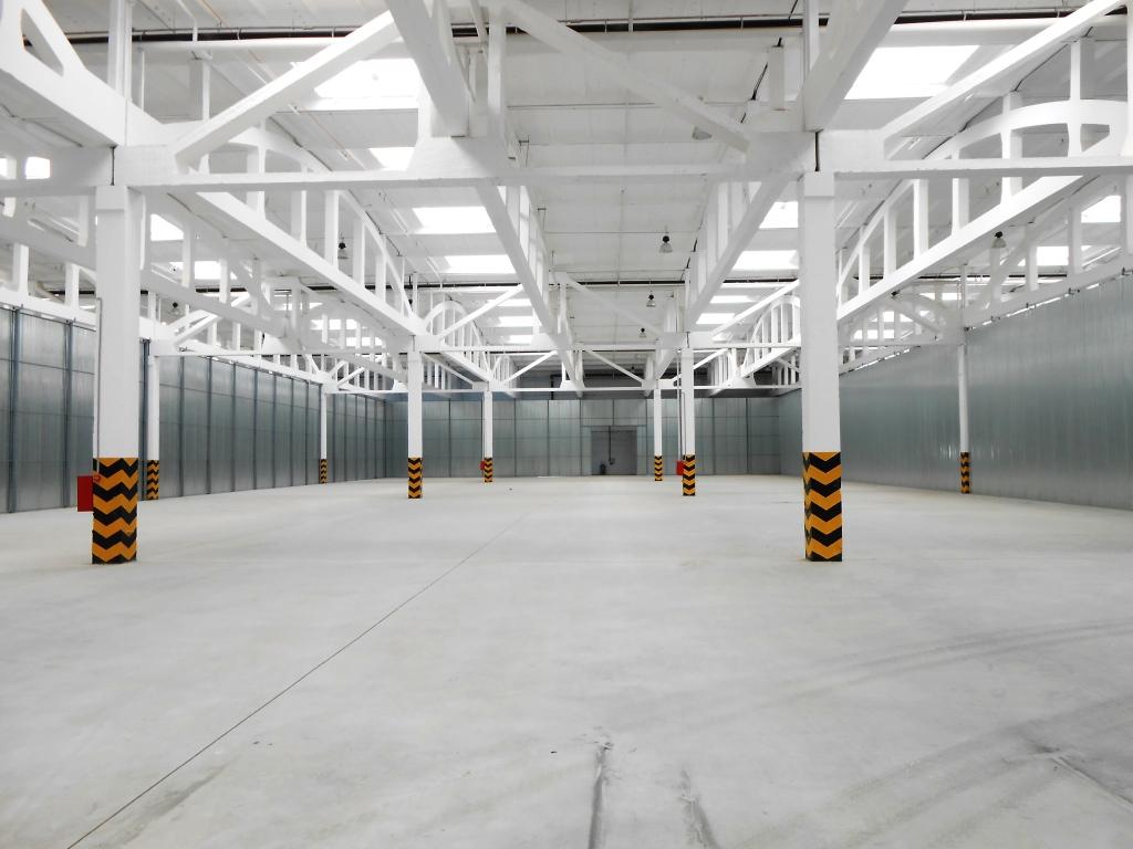 современные сельскохозяйственные складские помещения