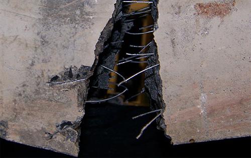 бетон со стальной фиброй