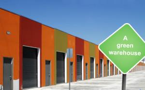 «Зеленые» склады в России