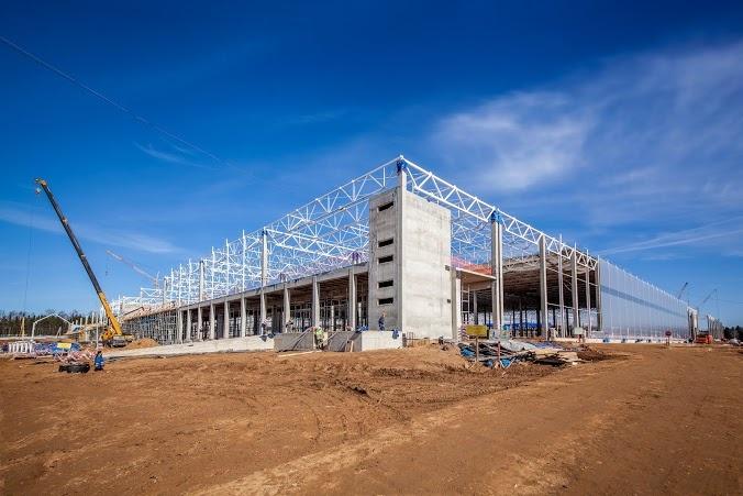 Частный индустриальный логистический парк будет построен в Молдове