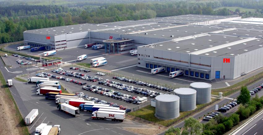 Логистический центр на 500 тысяч квадратных метров построит в Подмосковье компания PNK Group