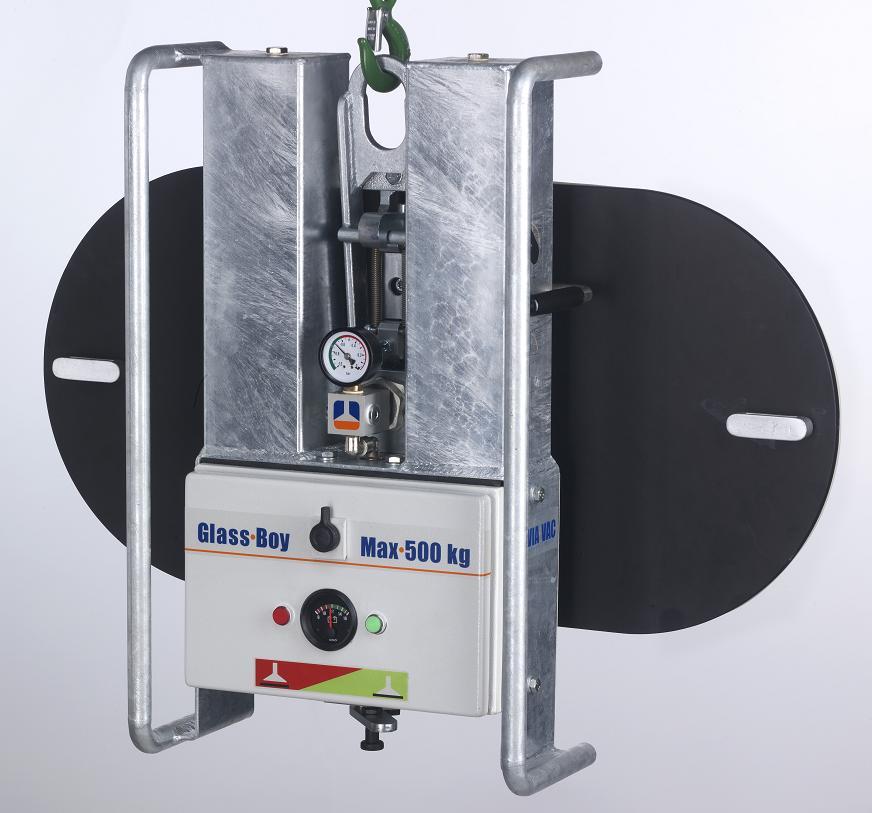 оборудование для вакуумного монтажа сендвич панелей Glass Boy