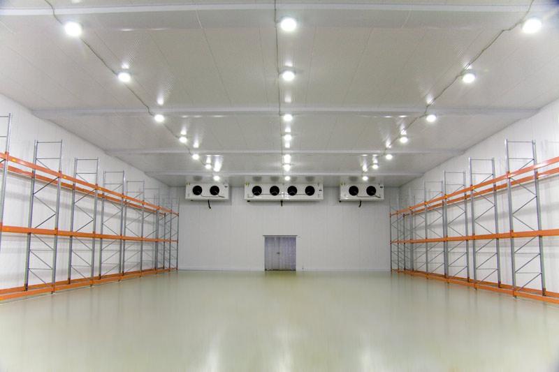 Инновационные решения сэндвич-панелей для промышленных холодильников