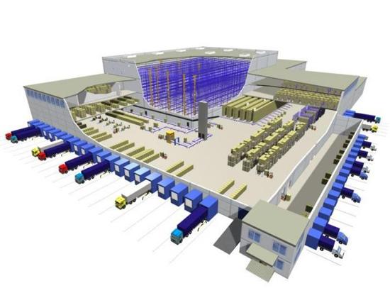 WMS-система будет внедрена в логистическом комплексе группы ЧТПЗ
