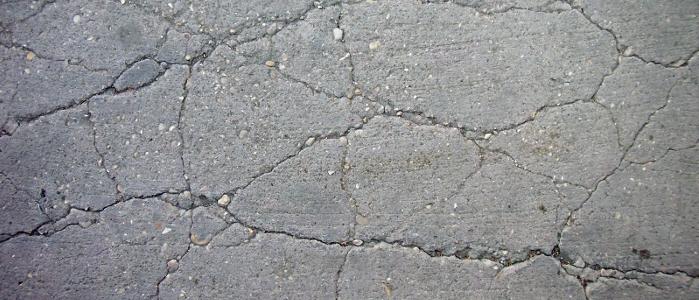 Латаем трещины в бетоне