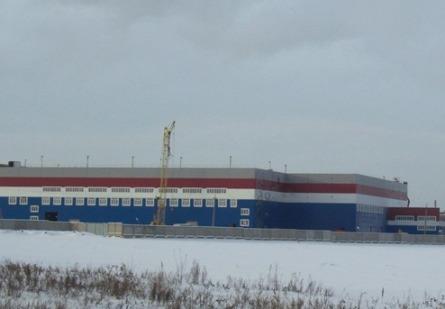 II очередь логистического центра «навигатор» будет достроена в 2015 году