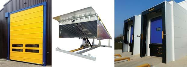 Промышленные ворота от Dock Solutions – окупаются так же быстро, как и работают