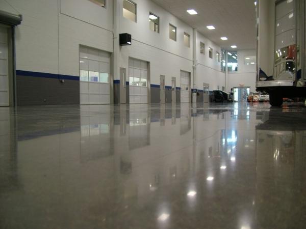 топпинговые бетонные полы