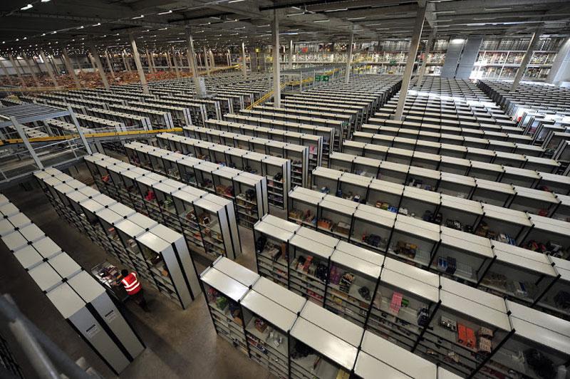 Как спланировать складские зоны: основные требования