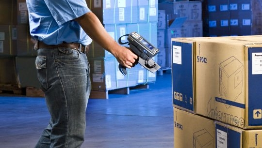 применение технологии RFID на складах