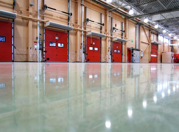 Наноапгрейд бетонного пола – современные технологии