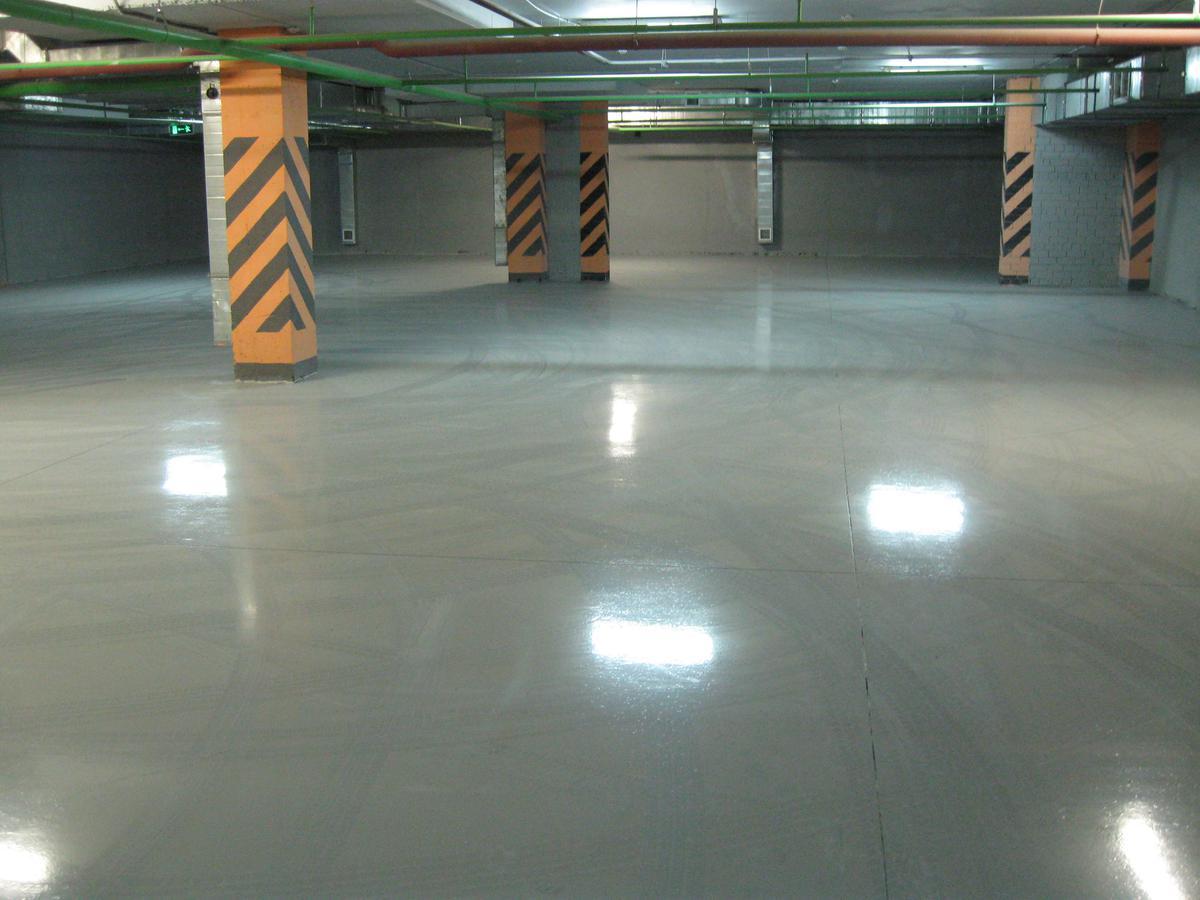 Полимерное покрытие для бетона
