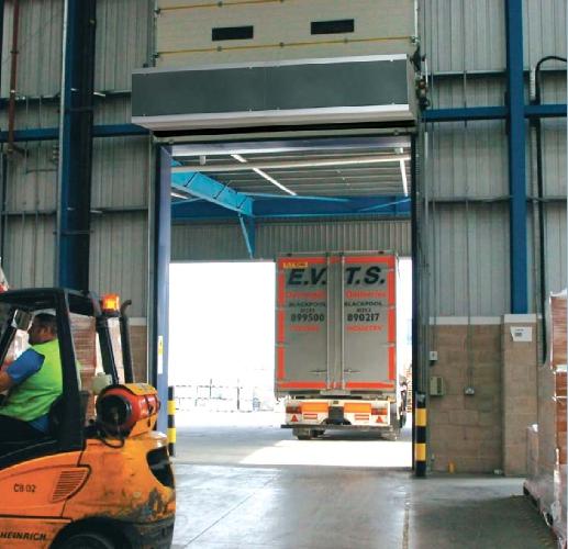 Выбор и виды систем отопления для складских помещений