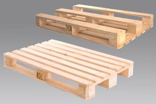 Как делают деревянные поддоны: особенности производства и виды европаллет