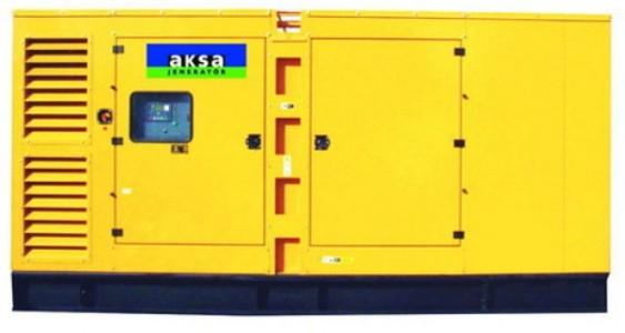 Дизельный генератор AKSA APD-500C