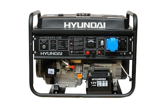 Дизельный генератор HHY9000FE ATS