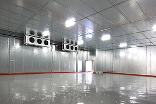 Современные холодильные склады: технологии и материалы