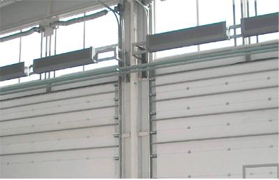 Тепловые завесы Тепломаш с электрическим источником