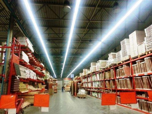 Нормы и требования по электроснабжению складов