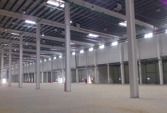 Электроснабжение складов