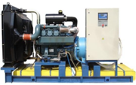Электростанция дизельного типа ADDo-320.