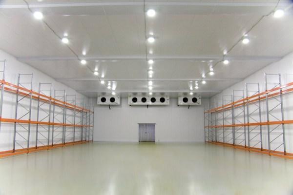 Требования и подбор оборудования к складам — холодильникам