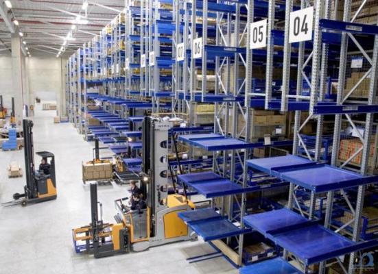 Подбор стеллажного оборудования для склада