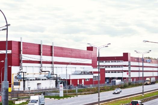 Холодильный складской комплекс Арт-лоджистик (ART LOGISTIC)