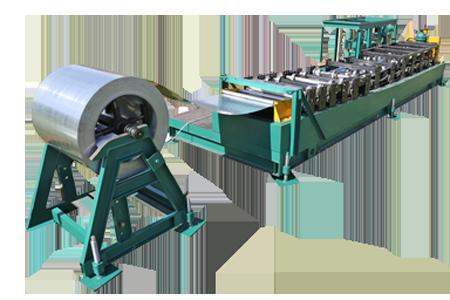 Оборудование для производства бескаркасных ангаров