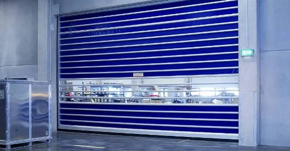 Скоростные ворота Еfaflex — обзор модельного ряда