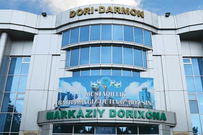 Комплекс AK «DORI-DARMON» будет автоматизирован по концепции «Умный склад»