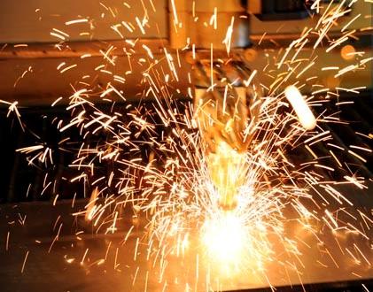 Гибридная лазерная сварка стали