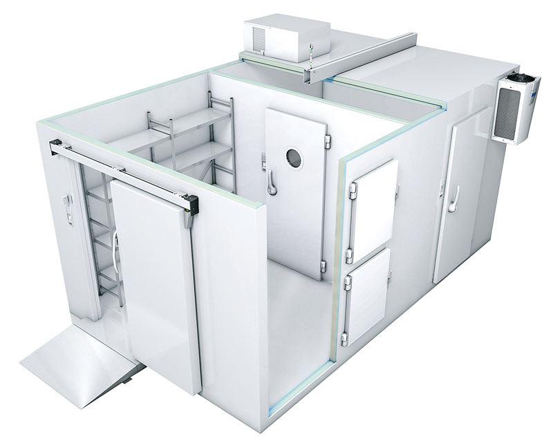 Viessmann Testo Standard - холодильная камера