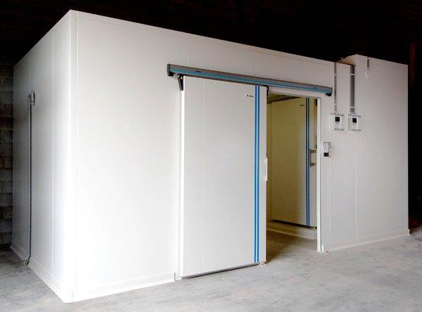 Холодильные камеры для складов